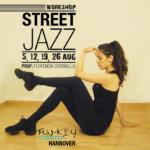 Strret Jazz mit Florencia Stornello