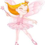 Ballerina, Elfe, Ballett, Kinder, Kindertanz, Tänzerische Früherziehung
